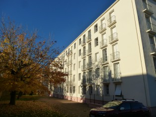 BOURGES - SUD : APPARTEMENT T4