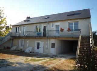 BOURGES - BAFFIER : APPARTEMENT EN DUPLEX
