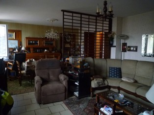 BOURGES - MARRONNIERS : APPARTEMENT A RENOVER
